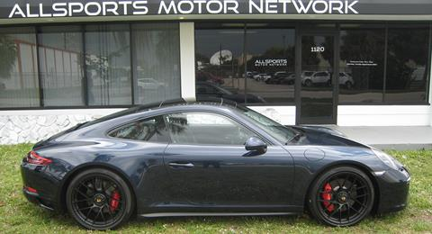 2017 Porsche 911 for sale in Miami Gardens, FL