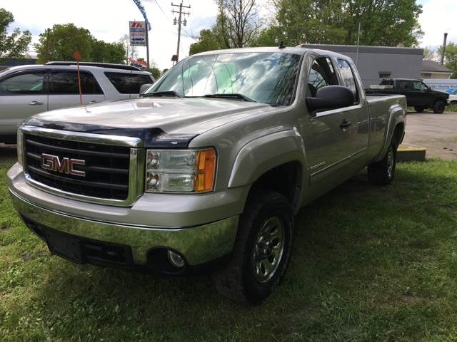 2007 GMC Sierra 1500 for sale at T K Automotive in Caledonia NY