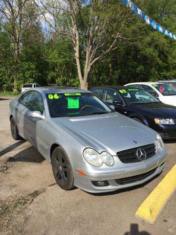 2006 Mercedes-Benz CLK for sale at T K Automotive in Caledonia NY