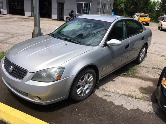 2005 Nissan Altima for sale at T K Automotive in Caledonia NY