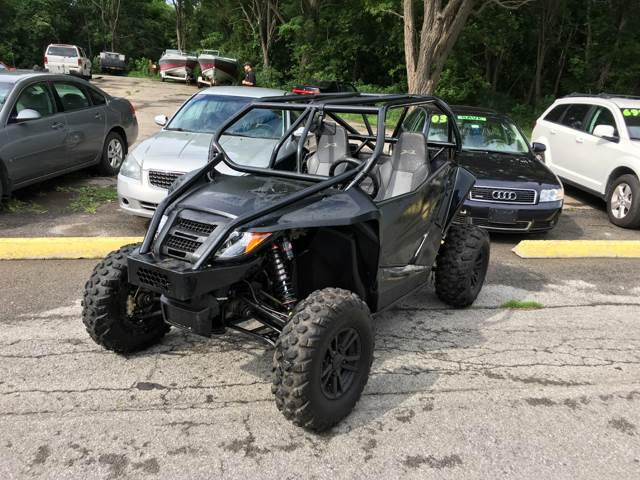 2015 Arctic Cat Wildcat  for sale at T K Automotive in Caledonia NY