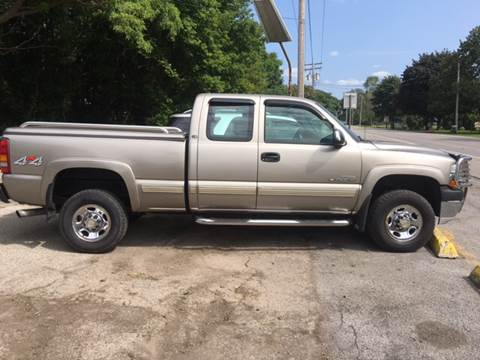 2001 Chevrolet Silverado 2500HD for sale at T K Automotive in Caledonia NY