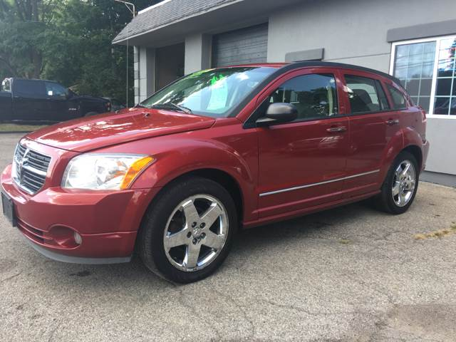 2007 Dodge Caliber for sale at T K Automotive in Caledonia NY