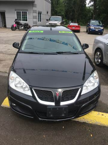 2009 Pontiac G6 for sale at T K Automotive in Caledonia NY