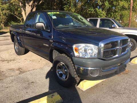 2008 Dodge Ram Pickup 1500 for sale at T K Automotive in Caledonia NY