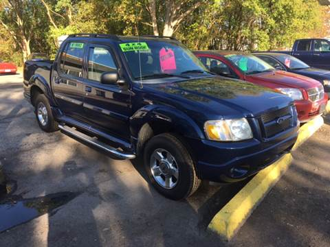 2004 Ford Explorer Sport Trac for sale at T K Automotive in Caledonia NY
