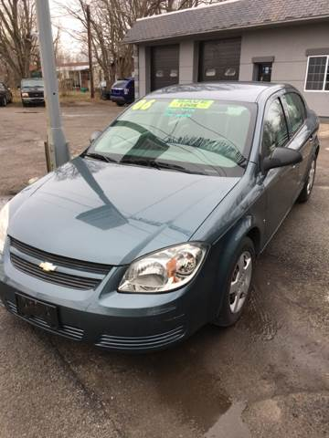 2006 Chevrolet Cobalt for sale at T K Automotive in Caledonia NY