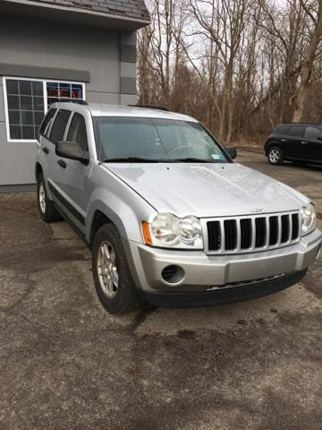 2006 Jeep Grand Cherokee for sale at T K Automotive in Caledonia NY