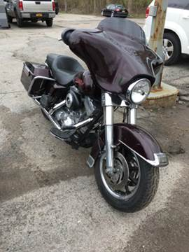 2005 Harley Davidson Electraglide for sale at T K Automotive in Caledonia NY