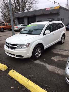 2009 Dodge Journey for sale at T K Automotive in Caledonia NY