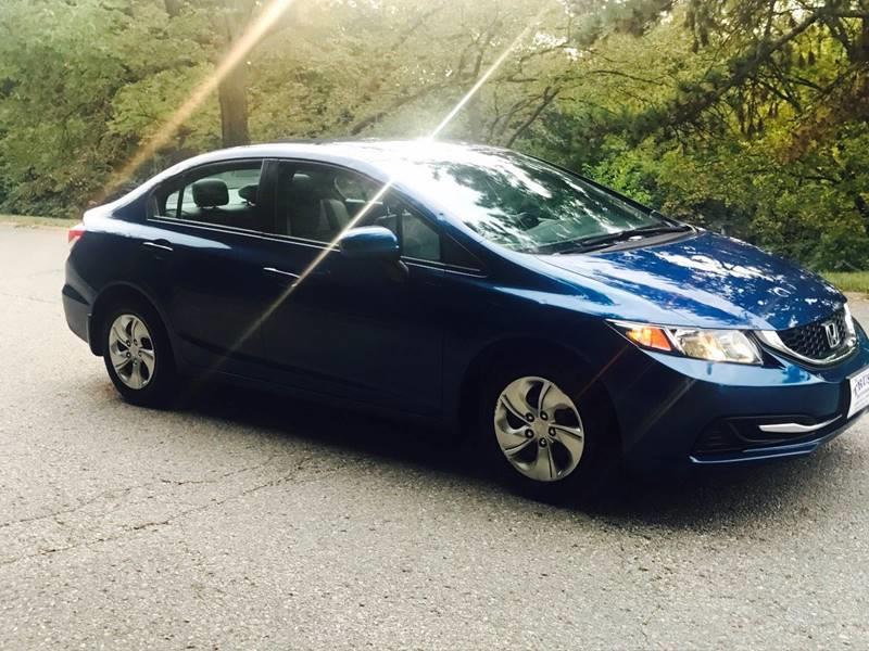 2014 Honda Civic For Sale At Trust Motors LLC In Bellevue NE