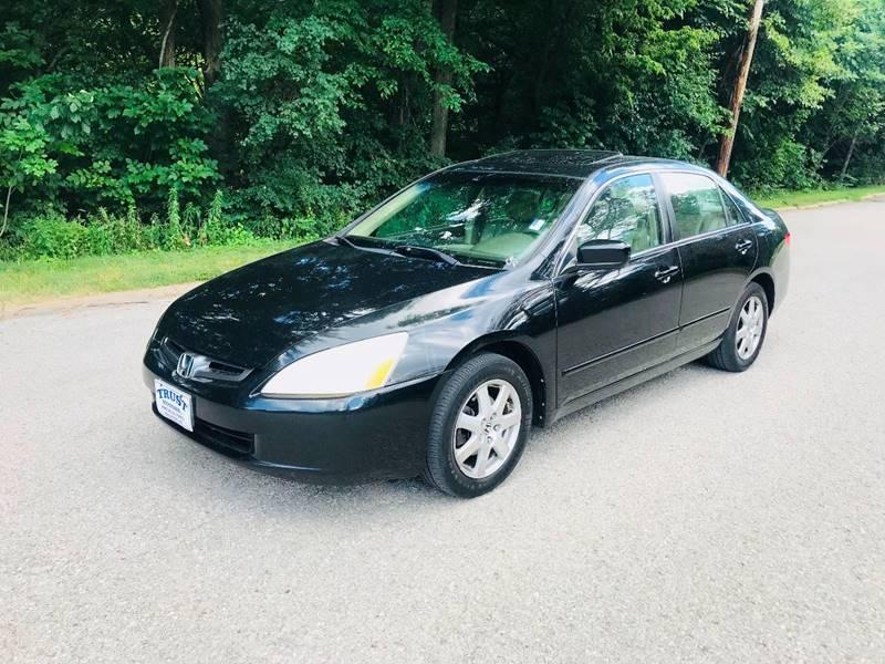 2005 Honda Accord For Sale At Trust Motors LLC In Bellevue NE
