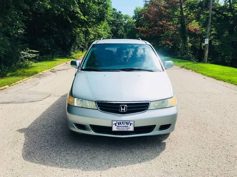 2002 Honda Odyssey For Sale At Trust Motors LLC In Bellevue NE