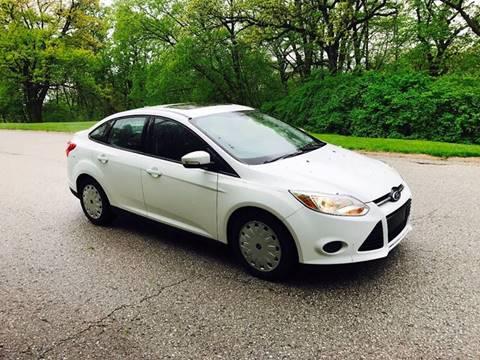 2013 Ford Focus for sale in Bellevue, NE