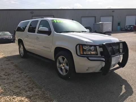 2007 Chevrolet Suburban for sale in New Braunfels, TX