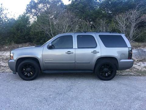 used chevrolet tahoe for sale in new braunfels tx. Black Bedroom Furniture Sets. Home Design Ideas