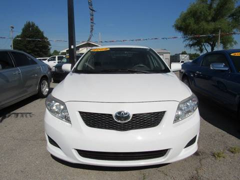 2009 Toyota Corolla for sale in Siloam Springs, AR