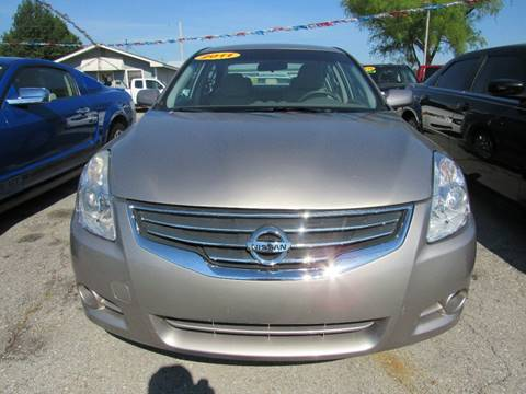 2011 Nissan Altima for sale in Siloam Springs, AR