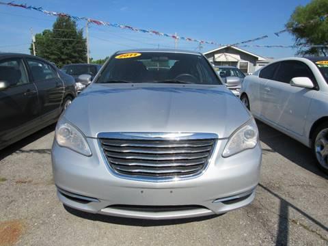 2011 Chrysler 200 for sale in Siloam Springs, AR