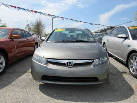 2008 Honda Civic for sale in Siloam Springs, AR