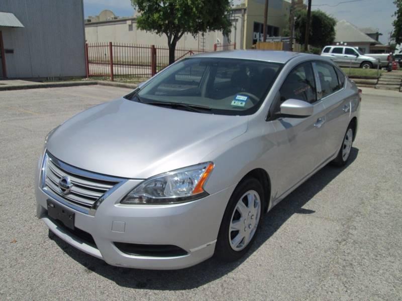 2013 Nissan Sentra For Sale At EZ Buy Auto Center In San Antonio TX