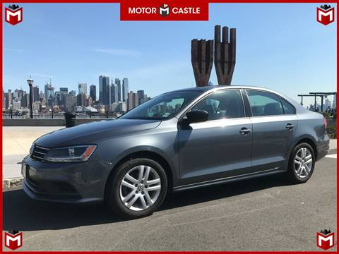 2015 Volkswagen Jetta for sale at Motor Castle in Englewood NJ