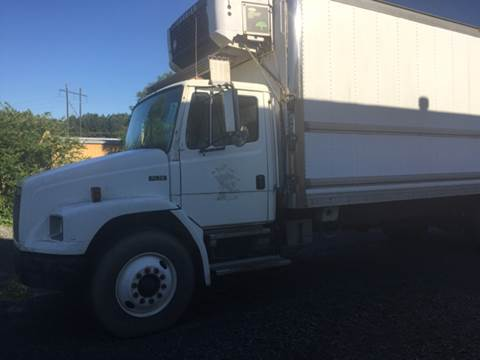 2000 Freightliner Boxtruck for sale in Beebe AR