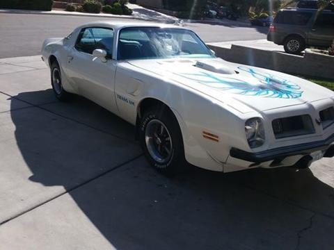 1975 Pontiac Trans Am for sale in Antioch, IL