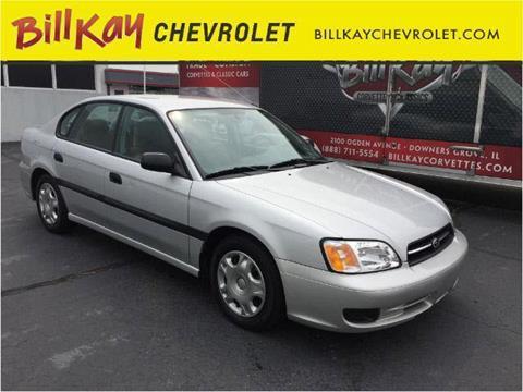2002 Subaru Legacy for sale in Lisle, IL