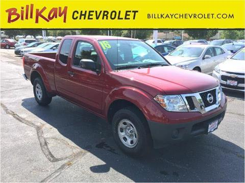 2016 Nissan Frontier for sale in Lisle, IL