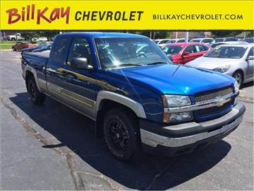2003 Chevrolet Silverado 1500 for sale in Lisle, IL