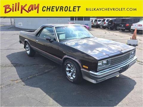1985 Chevrolet El Camino for sale in Lisle, IL
