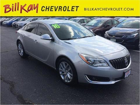 2016 Buick Regal for sale in Lisle, IL