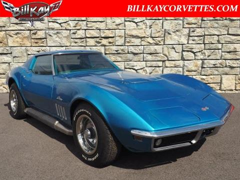1969 Chevrolet Corvette for sale in Lisle, IL