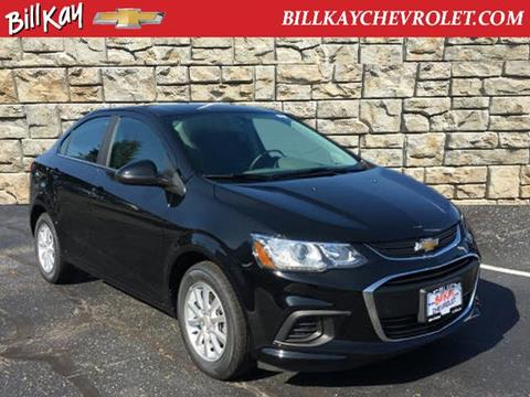 2018 Chevrolet Sonic for sale in Lisle, IL