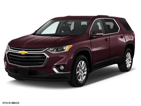 2018 Chevrolet Traverse for sale in Lisle, IL