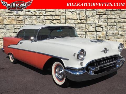 1955 Oldsmobile Eighty-Eight for sale in Lisle, IL