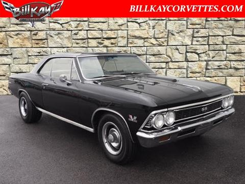 1966 Chevrolet Chevelle for sale in Lisle, IL