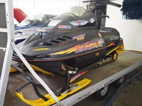 1996 Ski-Doo Mach 1 for sale in Lisle, IL