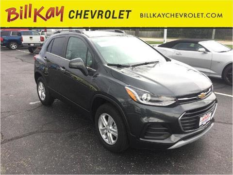 2017 Chevrolet Trax for sale in Lisle, IL