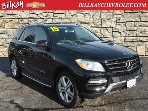 2015 Mercedes-Benz M-Class for sale in Lisle, IL