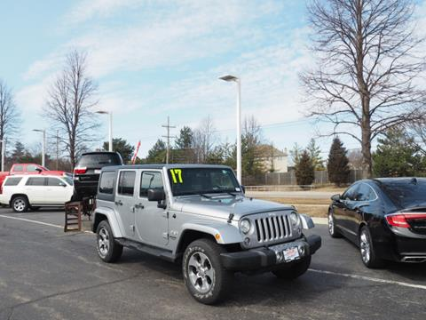 2017 Jeep Wrangler Unlimited for sale in Lisle, IL