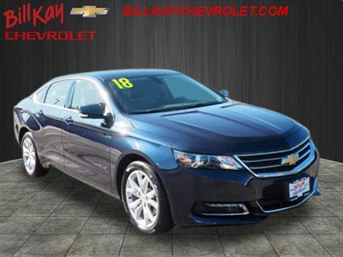 2018 Chevrolet Impala for sale in Lisle, IL