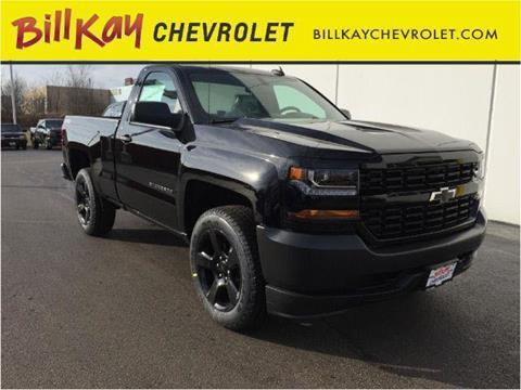 2017 Chevrolet Silverado 1500 for sale in Lisle, IL