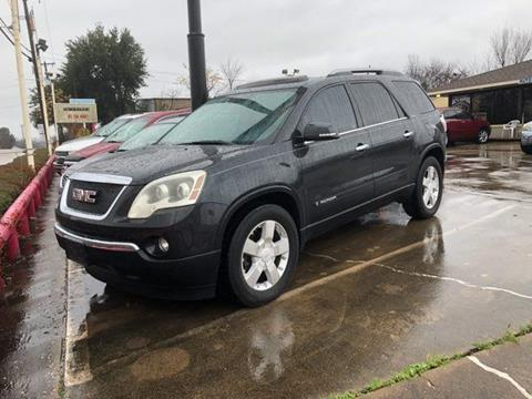 2007 GMC Acadia for sale in Fort Worth, TX