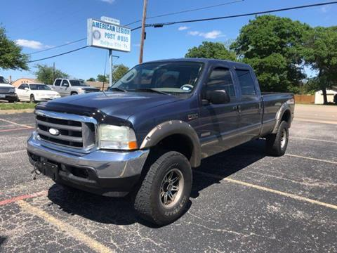 2004 Ford F-350 Super Duty for sale in Fort Worth, TX