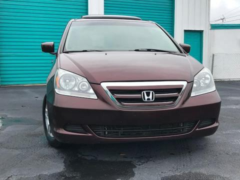 2007 Honda Odyssey for sale in Orlando, FL