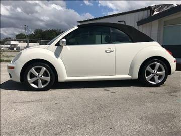 2007 Volkswagen New Beetle for sale in Orlando, FL