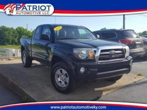 2009 Toyota Tacoma for sale in Georgetown KY