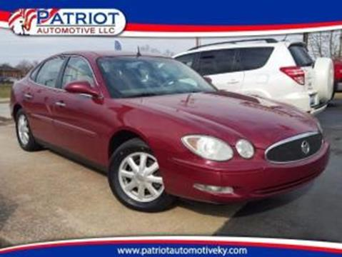 2005 Buick LaCrosse for sale in Georgetown KY